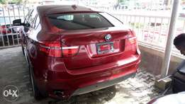 BMW x6, low millage, Lagos cleared, buy and drive, first body.