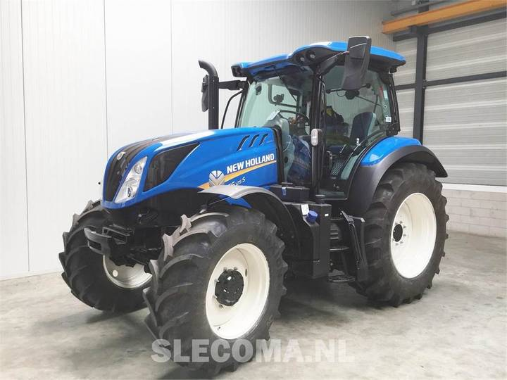 New Holland T6.125S - 2019