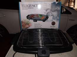 Elegance Electric Barbeque Health Grill