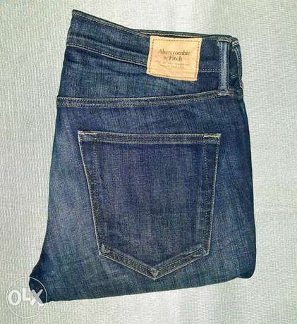 Abercrombie and Fitch original jeans W33/L32