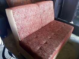 Two sitter sofa 30k