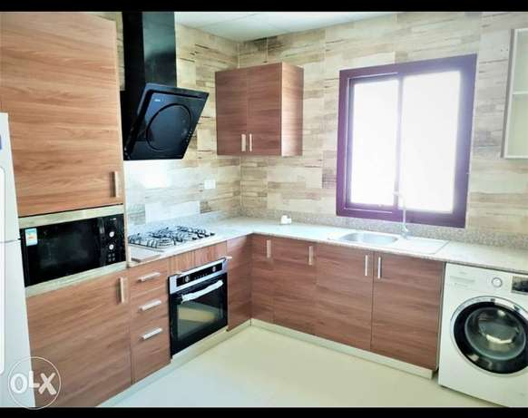 brand new One & Two BHK apartment in Buhair Riffa semi furnished