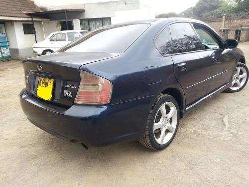 2006 Subaru Legacy B4 2ltr auto Sunroof powerful machine!! Karen - image 3