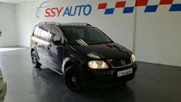 Bargain 2007 Vw Touran 1.9 Tdi Dsg