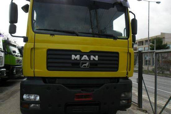 MAN 41410 8χ4 - 2004