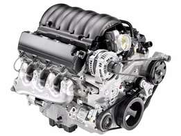 Mercedes Engines in Stock