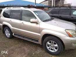 Smooth Driving Nig Used 2006 Lexus GX 470 Available With Auto Leather