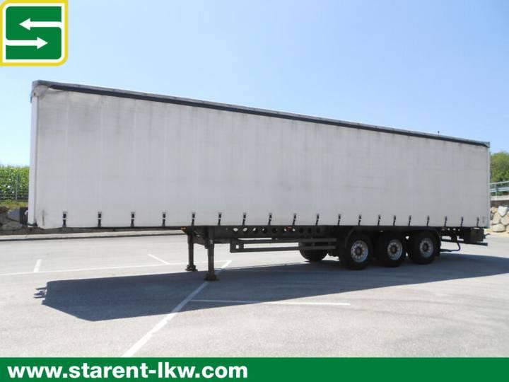 Koegel XL-Zertifikat, SAF-Achsen,Liftachse,nur 5500 kg - 2008