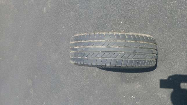 Tire with rim 205/55/R16 Pinetown - image 2