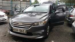 Honda stream 7seater