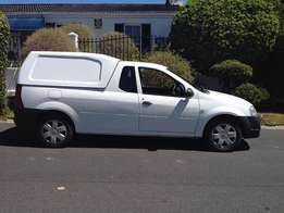 2011 NISSAN NP200 nice small bakkie for work 1.6