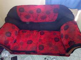 Two seater sofa clean quick sale upgrading