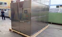 5 Tons Industrial Ice Cube Machine for Edibleb Sales 1500KG