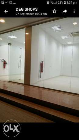 Showrooms&offices different location diffrent sizes great price