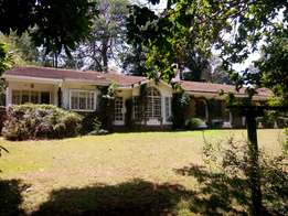 Kitisuru 3 bedrooms bungalow plus guest wing to let