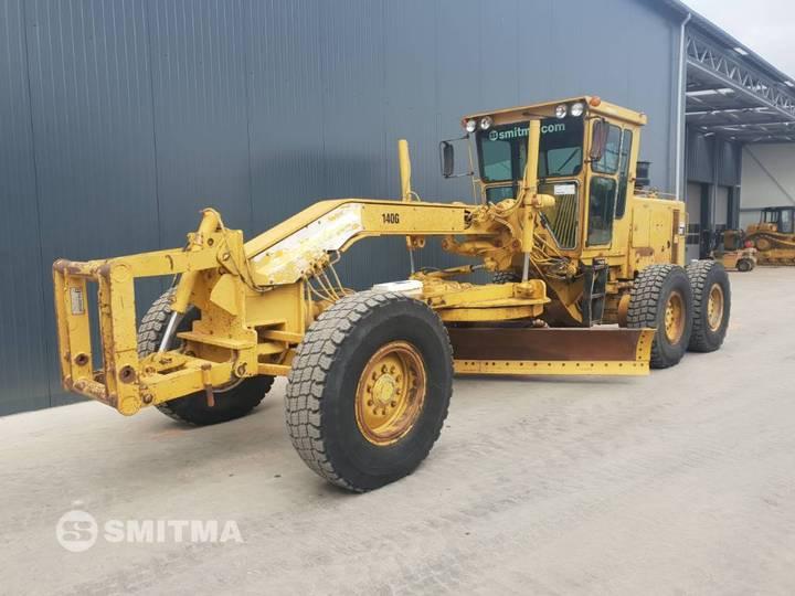 Caterpillar 140G • SMITMA - 1990