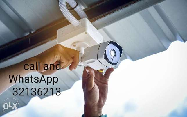 Good offer for CCTV camera fixing, maintenance, moving