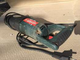 Metabo reciprocating saw corded