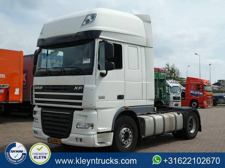 DAF XF 105.460 superspacecab - 2012