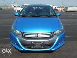 Honda Insight Hybrid -Year 2010-Ready For Import