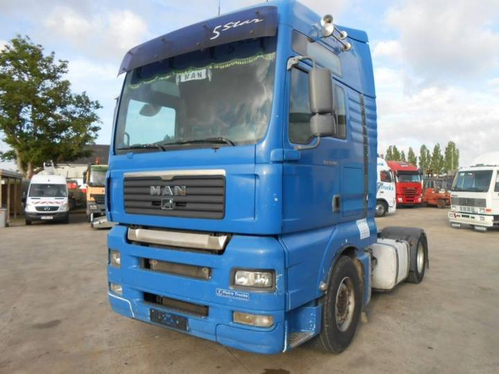 MAN 18-480 TGA XXL - 2006