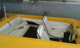 Dart boat for sale or to swap