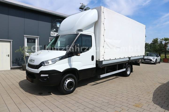 Iveco 70C18 HI-MATIC u002F P+P - 2017