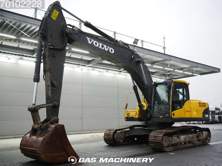 Volvo EC240C L Low hours - 2012