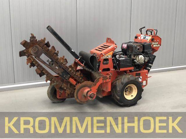 Ditch Witch Rt 12 - 2014