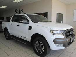 Ford - Ranger VII 3.2 TDCi Wildtrak Double Cab 4X4
