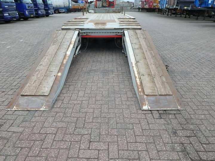 GHEYSEN VERPOORT  3 AXLES FULL STEEL 24t load ramps - 2007 - image 5