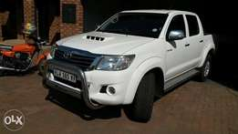 Toyota D4D 3L High Rider double cab to swop for Jeep cherokee