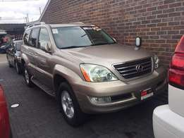 2005 Lexus GX 470 V8(Directs From U.S.A/Grade One Tokunbo)