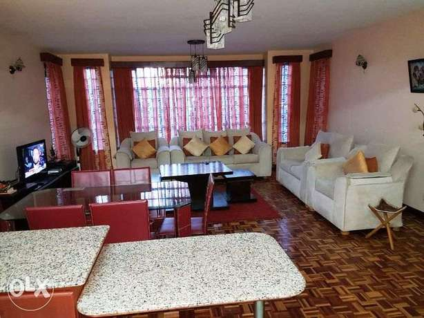 Fully furnished 2 bedrooms apartment for rent in Kilimani, Kilimani - image 2
