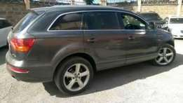 Trade in ok ..Audi Q7..3litre diesel..clean ride