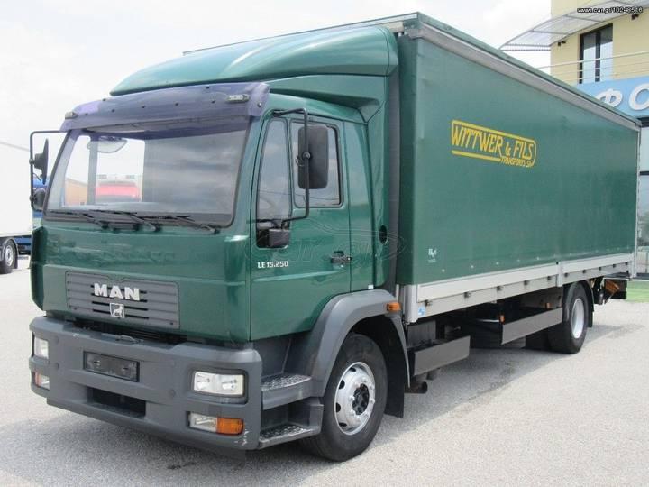 MAN 15.250 /EURO 3 - 2005
