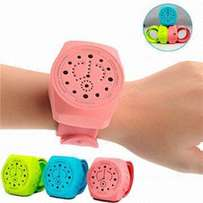 Portable Bluetooth Wristwatch Speaker Sport Bluetooth Speaker Watch wi