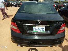 Mercedes Benz C350 4matic 2008 model