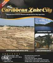 Caribbean Lake city Estate