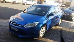 2013 ford focus 1.6 comfortline available for sale