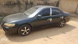 First body a year used Honda accord jst like toks