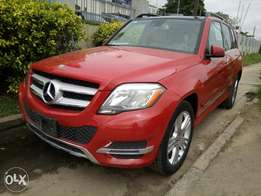 Foreign Used 2015 Mercedes-Benz GLK350 For N16.5M