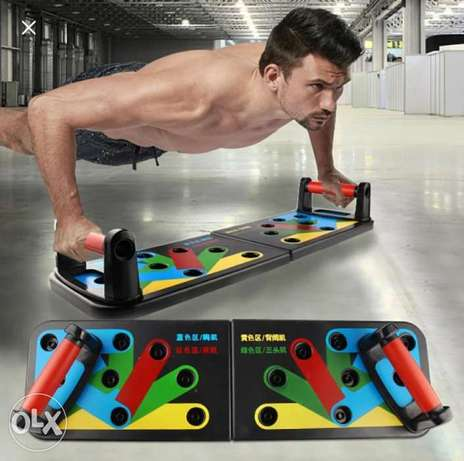 Push up Board 14 in 1