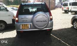 Honda CR-V, KBB, year 2001, 2000 CC, used.
