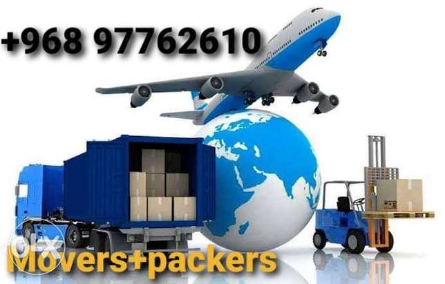 The Movers Muscat to dubai