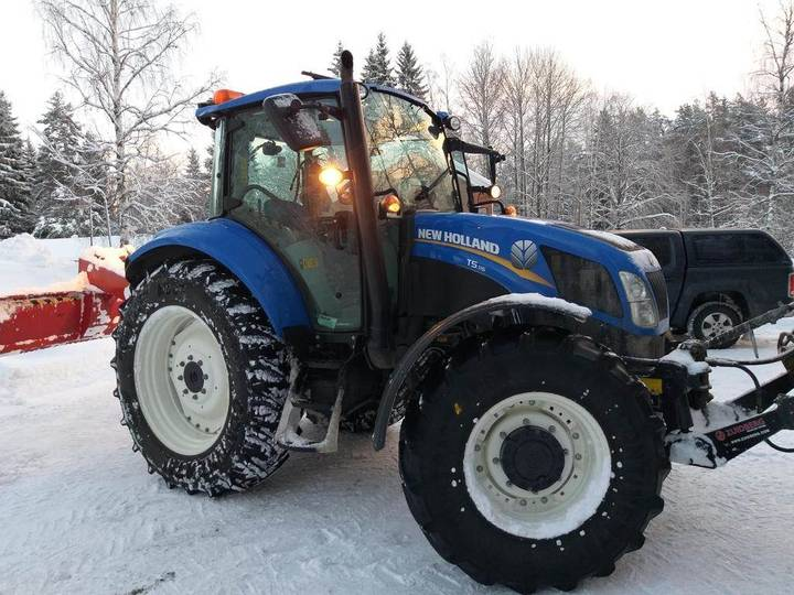 New Holland T5.115 - 2013