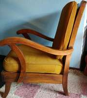 Vintage wooden chair for sale