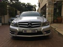 2012 C180 Coupe AMG