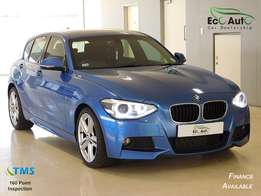 2014 BMW 5 dr M-Sport A/T now available at Eco Auto Mbombela