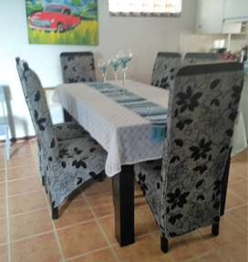 South Africa 7 Piece Dining Room Set